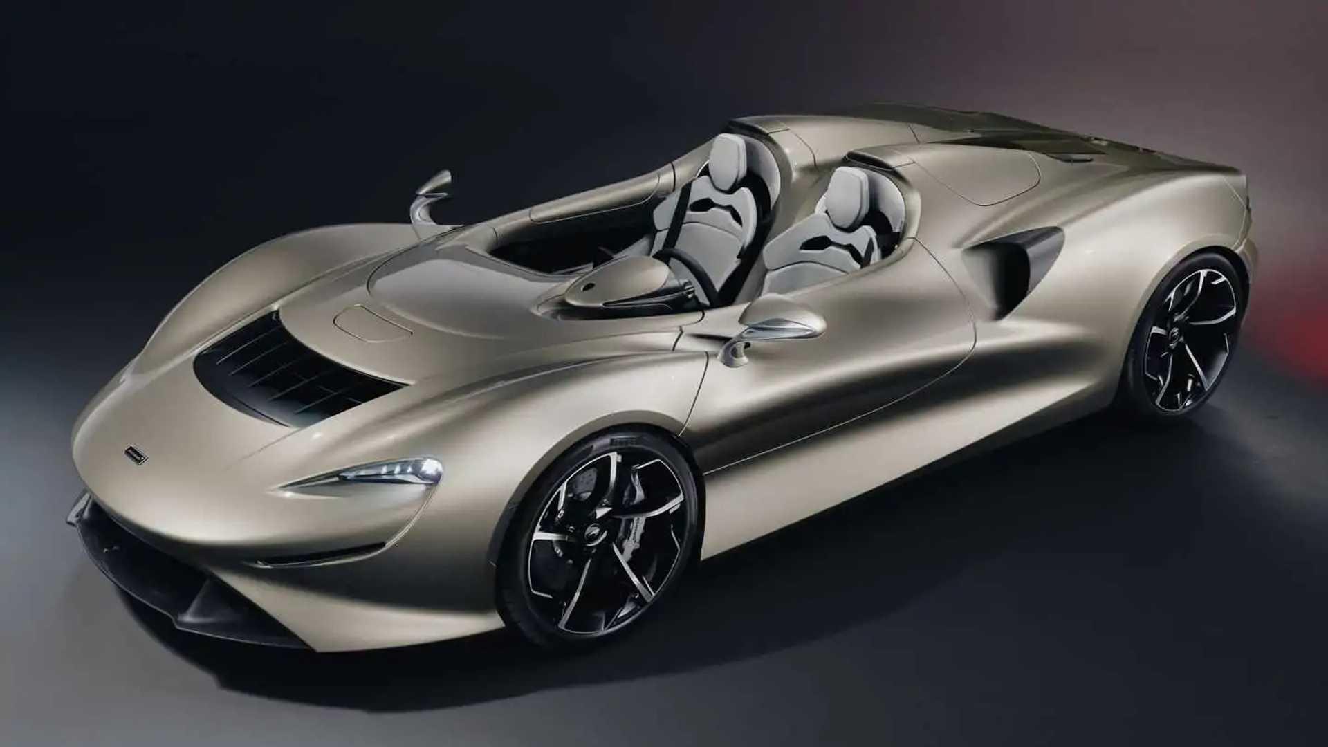 McLaren Elva Jetset