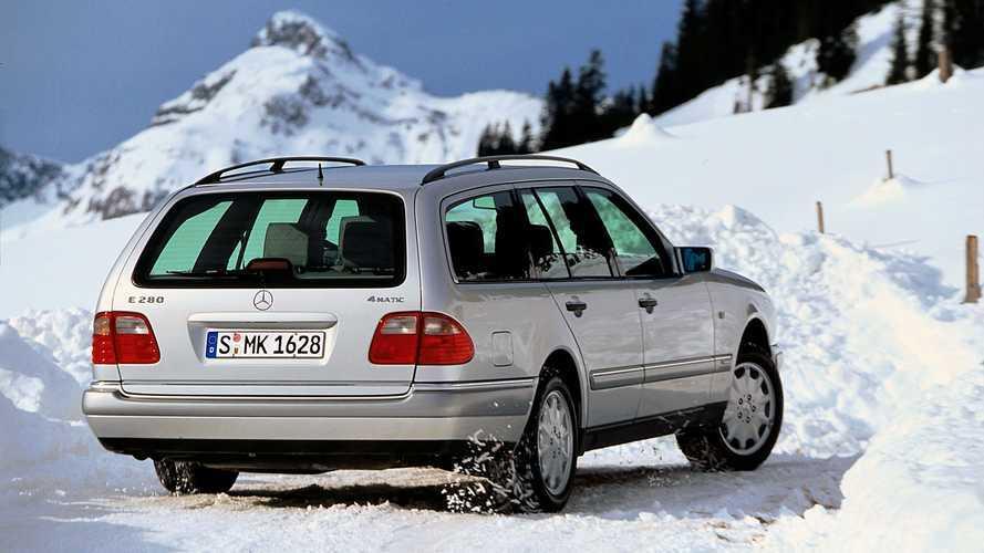 Mercedes 4Matic, 35 anni di integrali con la Stella