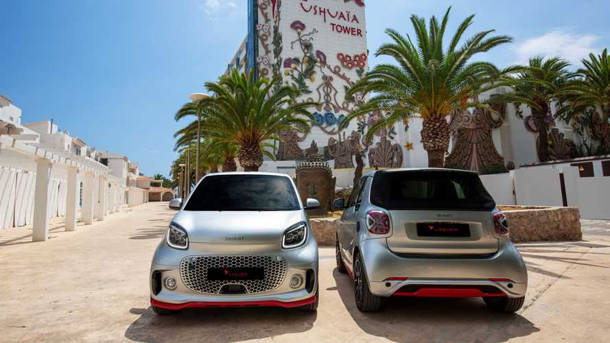 smart EQ fortwo Ushuaïa Limited Edition 2020, solo para 57 afortunados