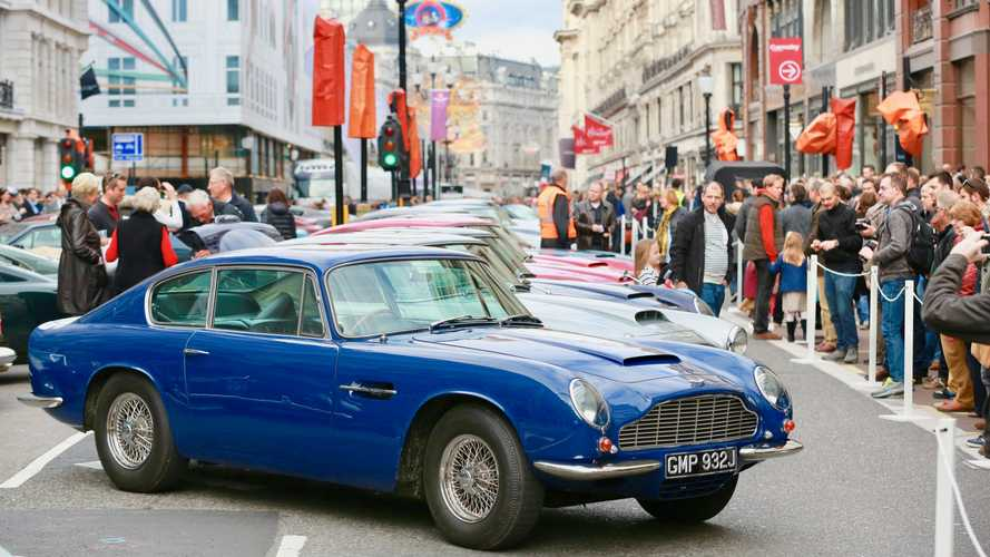 Regent Street motor show called off for 2020