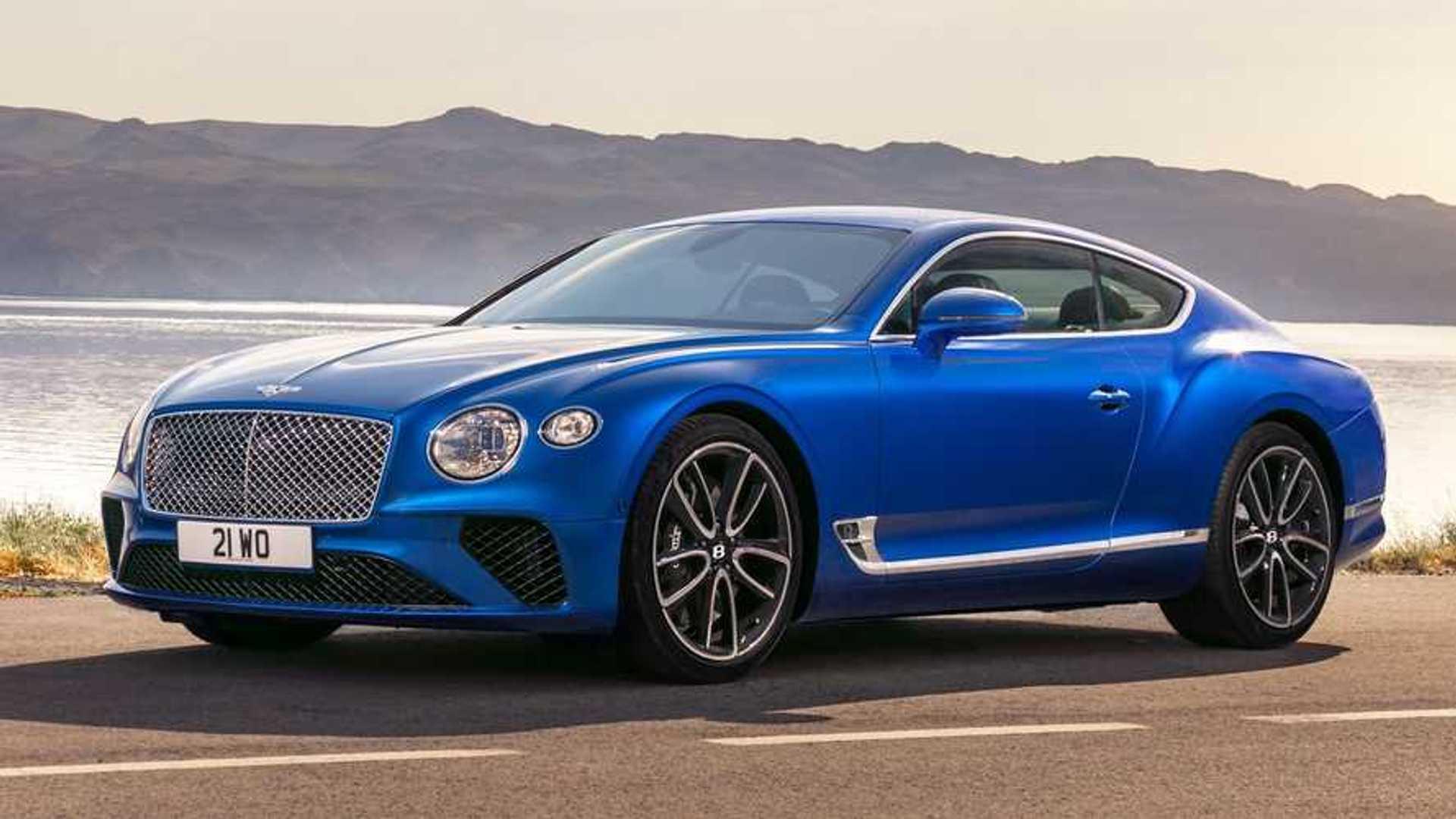 Bentley Continental GT ve Porsche 911 GT3'ün yarışı sizleri şaşırtacak
