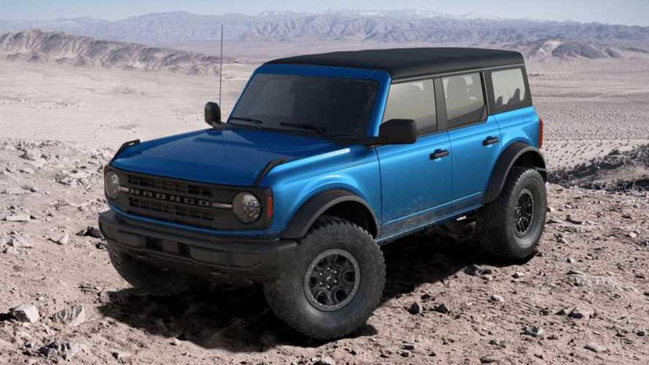 2021 Ford Bronco Sasquatch Build And Price