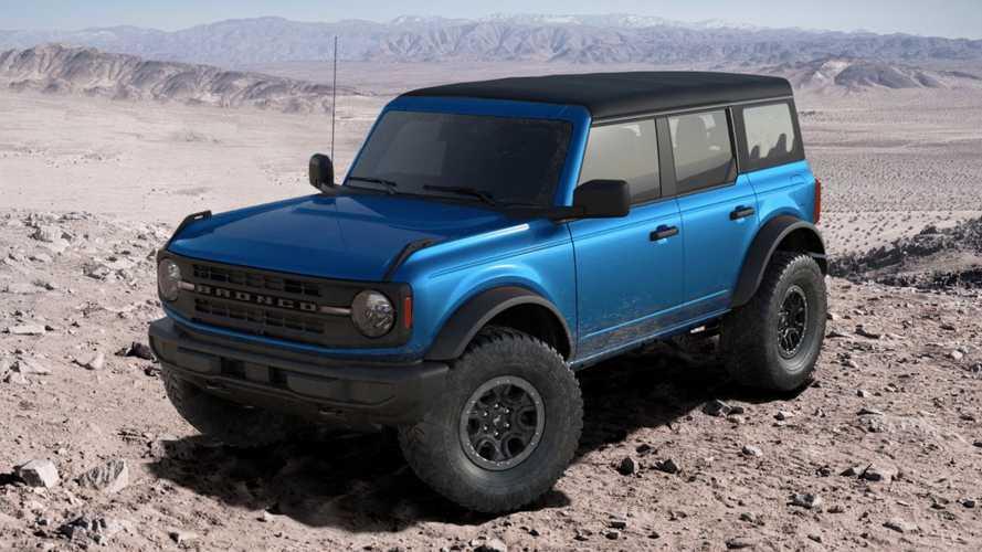 Ford Fixes Pricing Glitches On 2021 Bronco Configurator