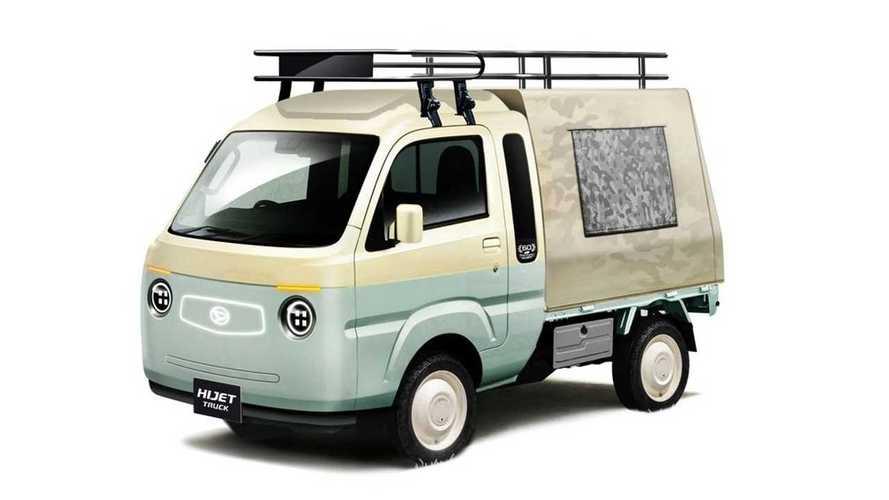 Daihatsu en el Tokyo Auto Salon 2021