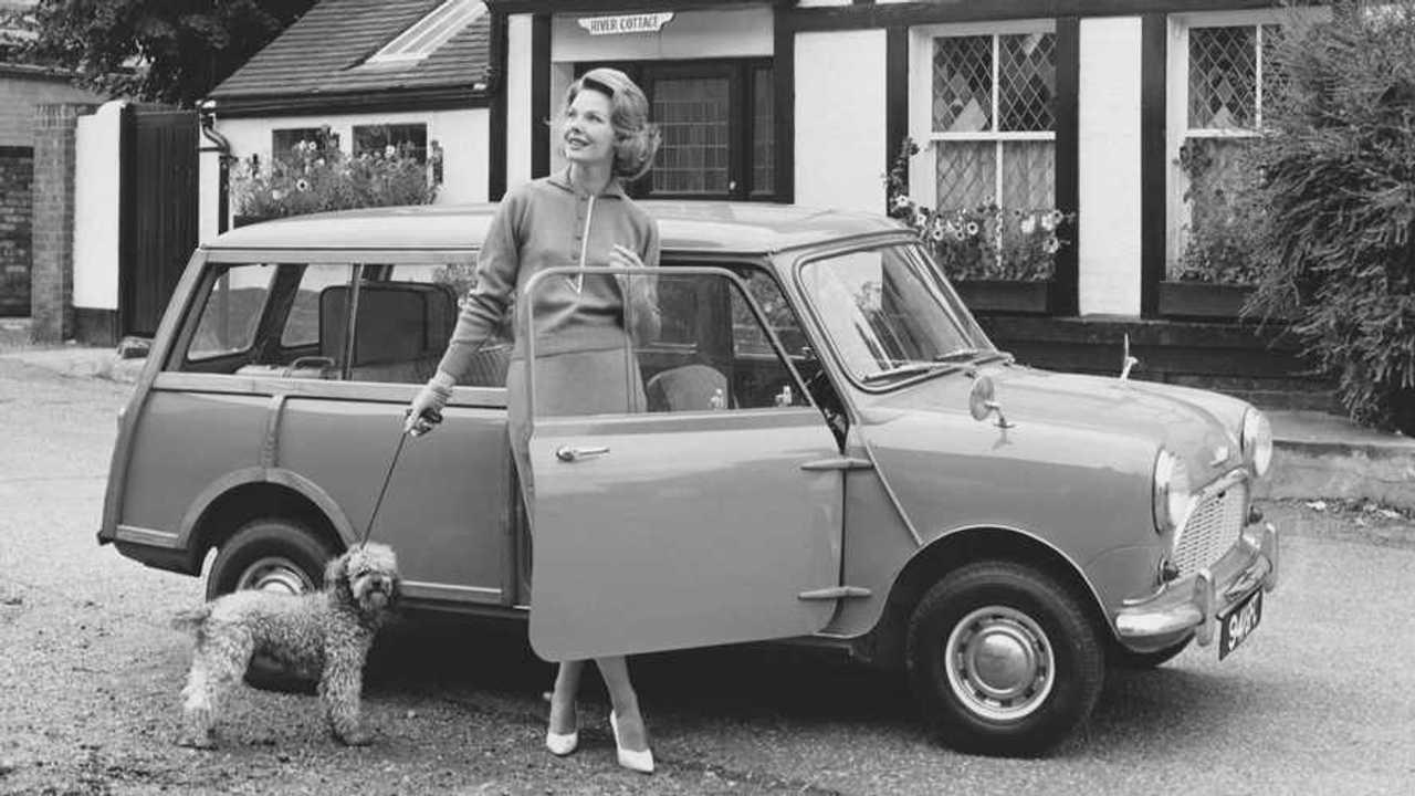 Morris Mini-Traveller e Mini-Van