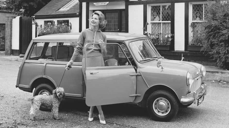 Mini celebra 60 anos do Countryman e outras variantes clássicas