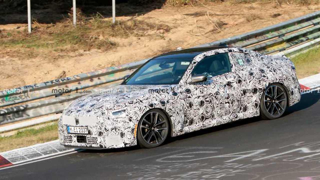 Yeni BMW 2 Serisi Coupe Casus Fotoğraflar
