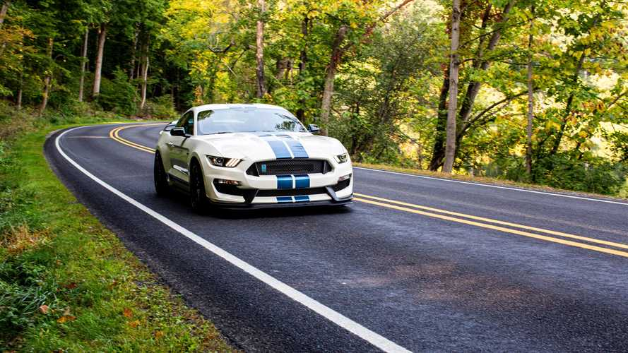 2020 Ford Shelby GT350R Heritage Edition: First Drive Review