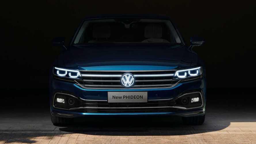 Volkswagen donne un second souffle à la Phideon en Chine
