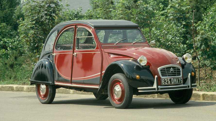 La Citroën 2CV détrônée sur le marché des véhicules de collection