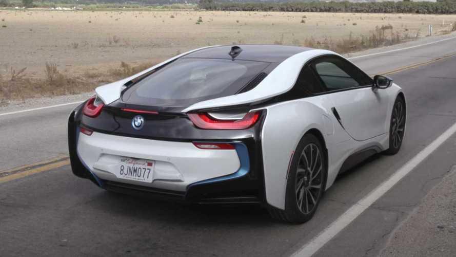 Does BMW i8 sound like a proper sports car without fake engine noise?