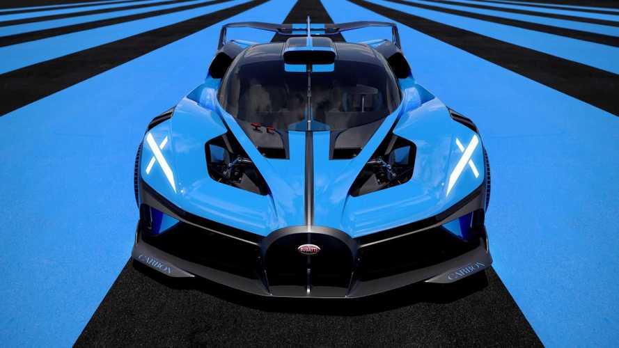 Bugatti Bolide - 1850 chevaux et plus de 500 km/h !