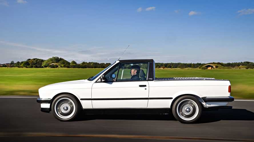 BMW M3 Pick-up (1986)