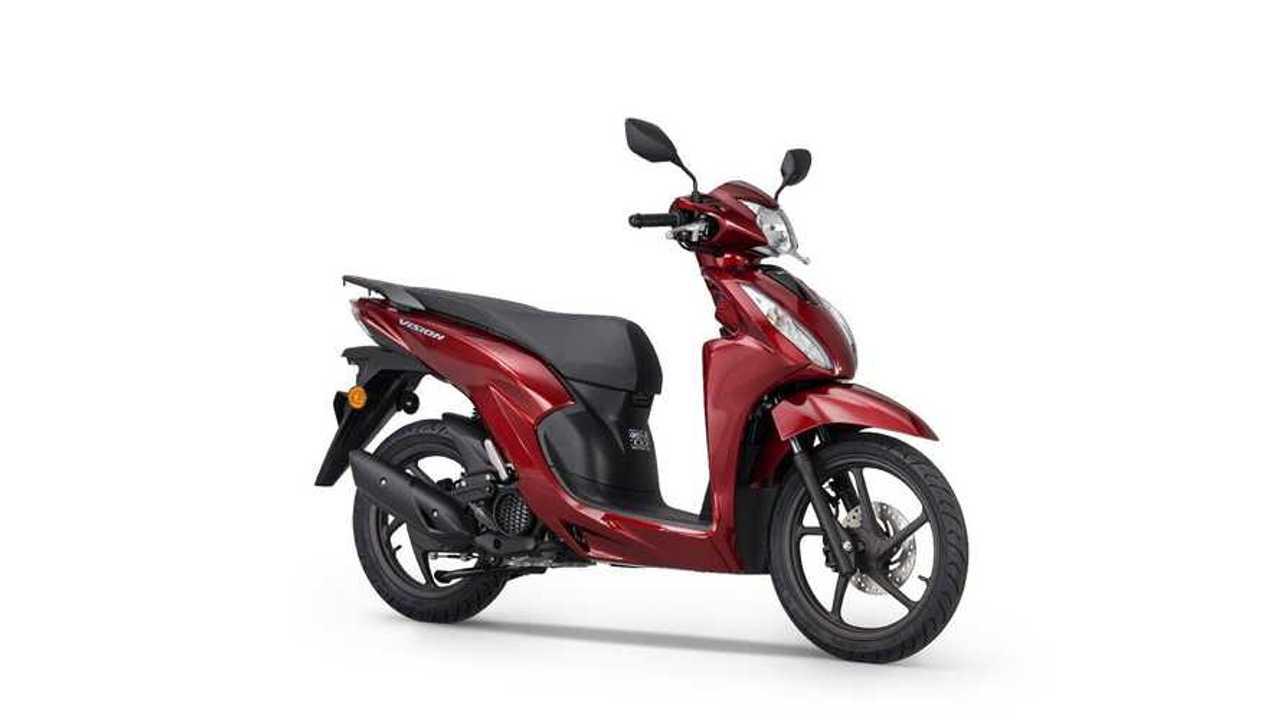 Honda Vision 110 2021