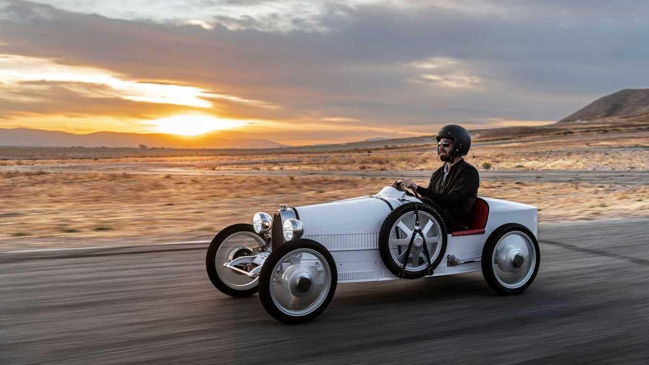 Bugatti Baby II (2020) im Fahrbericht