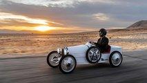 Bugatti Baby II im Fahrbericht: Im Rausch mit 68 km/h