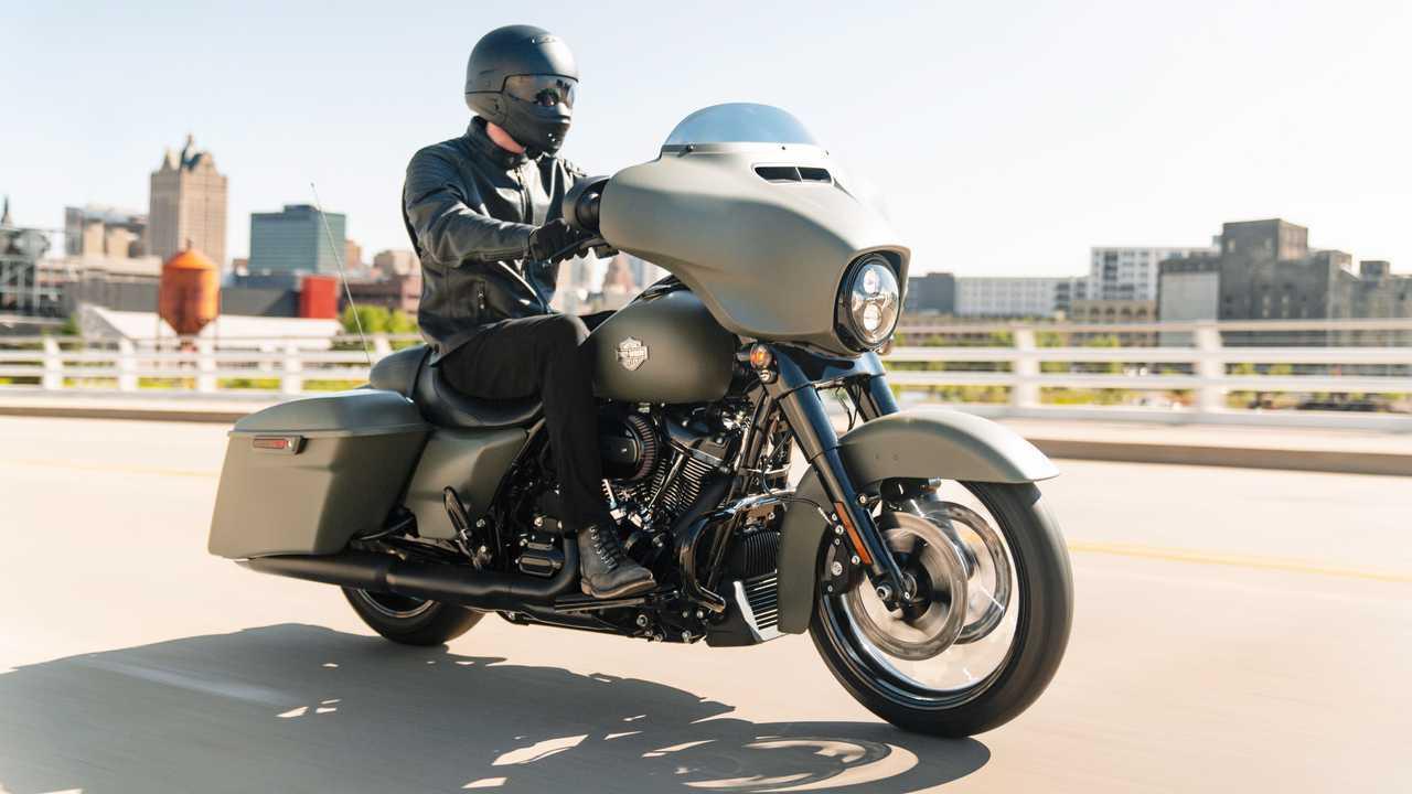 Harley Davidson Apresenta Nova Linha Softail Touring E Cvo 2021