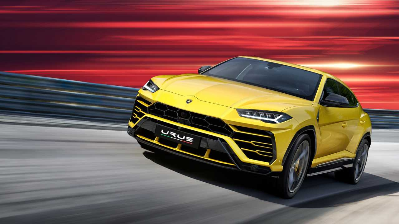 Fastest SUVs In The World Feature Lamborghini Urus
