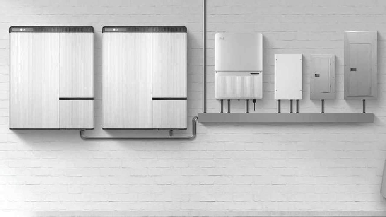 LG Energy Solution home energy storage (ESS)