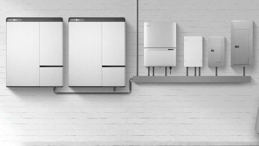 LG Chem's Home Battery Energy Storage Recalled After A Few Fires