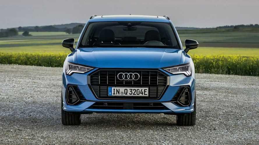 Audi Q3 plug-in hybrid