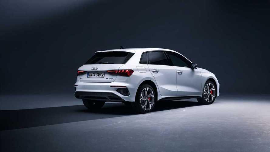 Audi A3, arrivano ibrido plug-in più potente e nuovi motori diesel