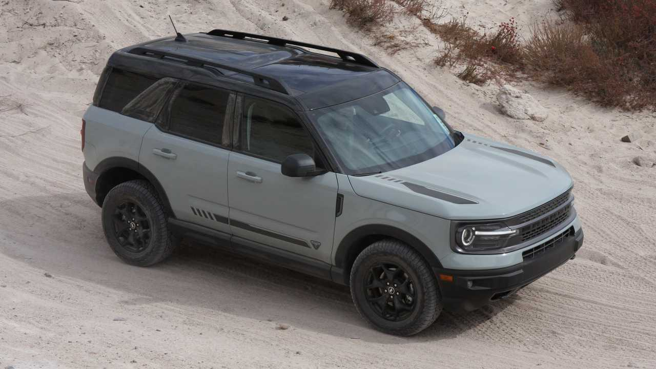 2021 Ford Bronco Sport Off-Road