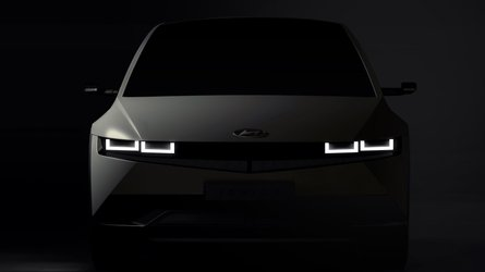 Hyundai teases upcoming 2022 Ioniq 5 EV with three images