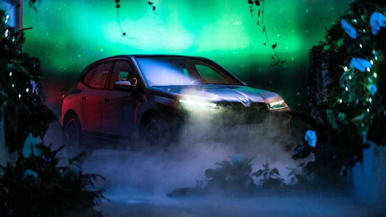 BMW iX Next-Gen iDrive Exterior