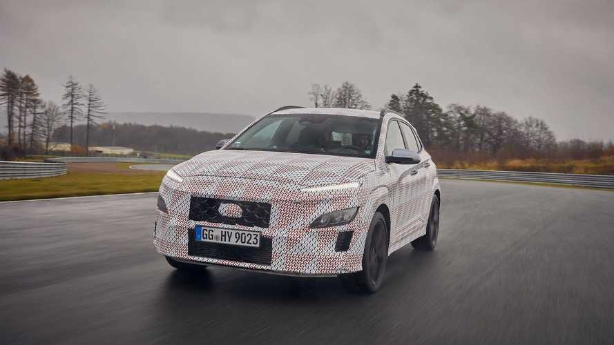 Hyundai Kona N'den yeni teaser geldi, teknik detayları açıklandı