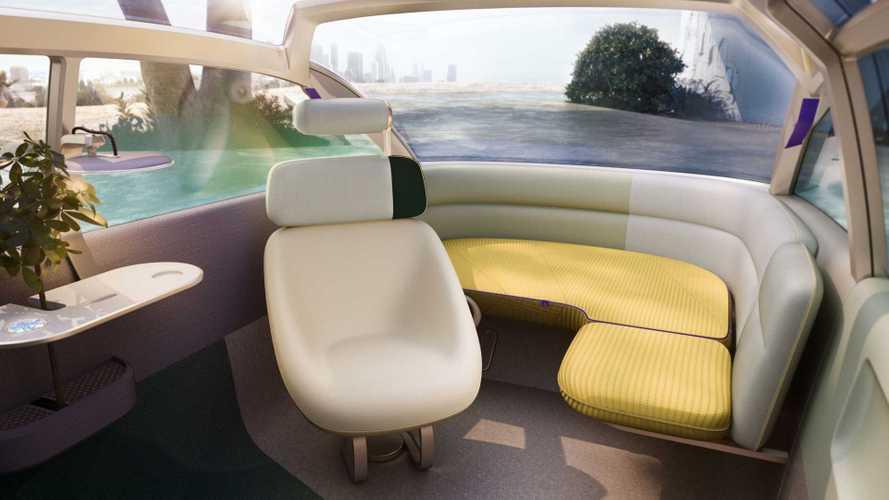 L'auto del futuro secondo MINI: un salotto elettrico supertecnologico