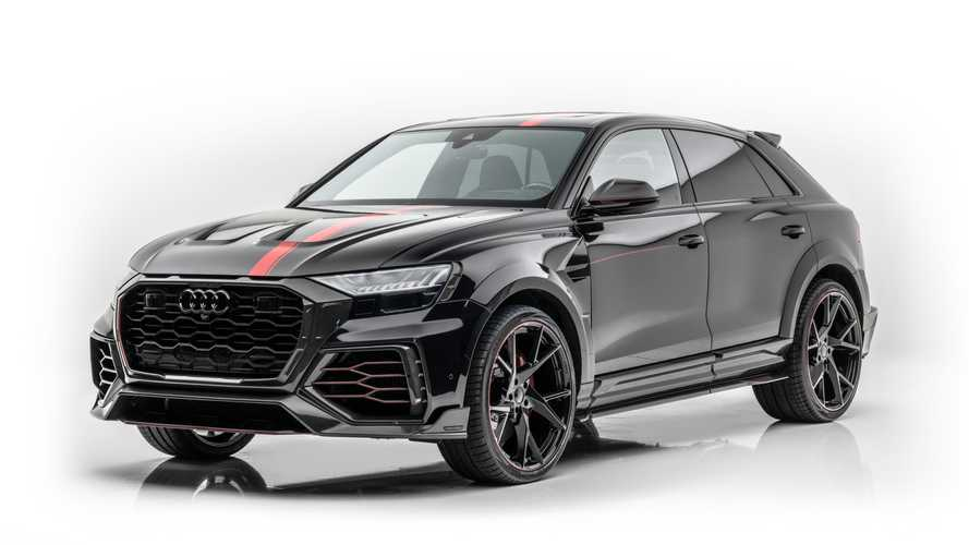 Audi RS Q8 Modified By Mansory Looks Downright Menacing