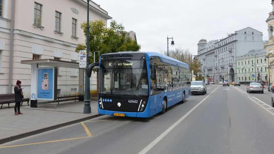 Moscow To Switch All Its Buses To Electric This Decade