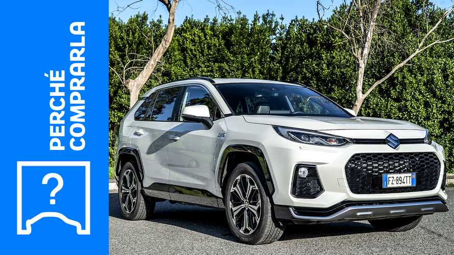 Suzuki Across 2.5 Plug-In Hybrid, perché comprarla e perché no