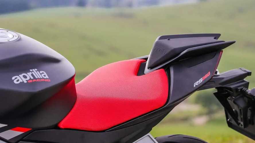 Aprilia RS 660 - Details