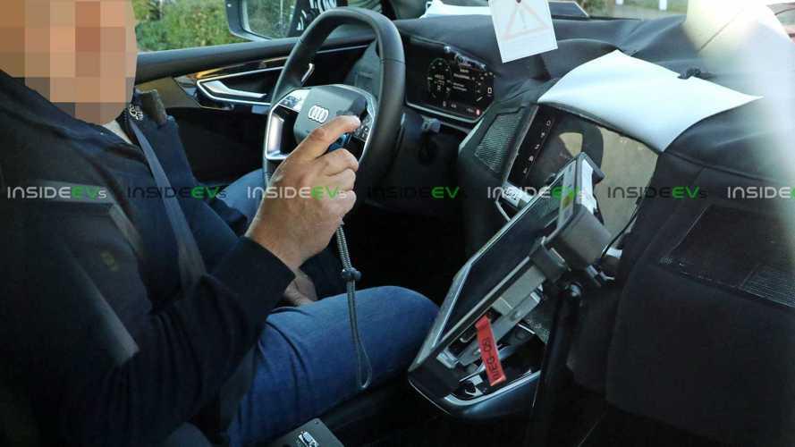 Audi Q4 e-tron: SUV elétrico mais barato da marca revela o interior