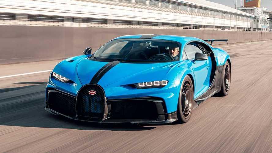 Bugatti Chiron Pur Sport, quanto consuma davvero?