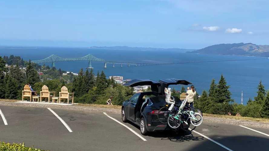 Tesla Model X Family Road Trip: Pandemic Edition