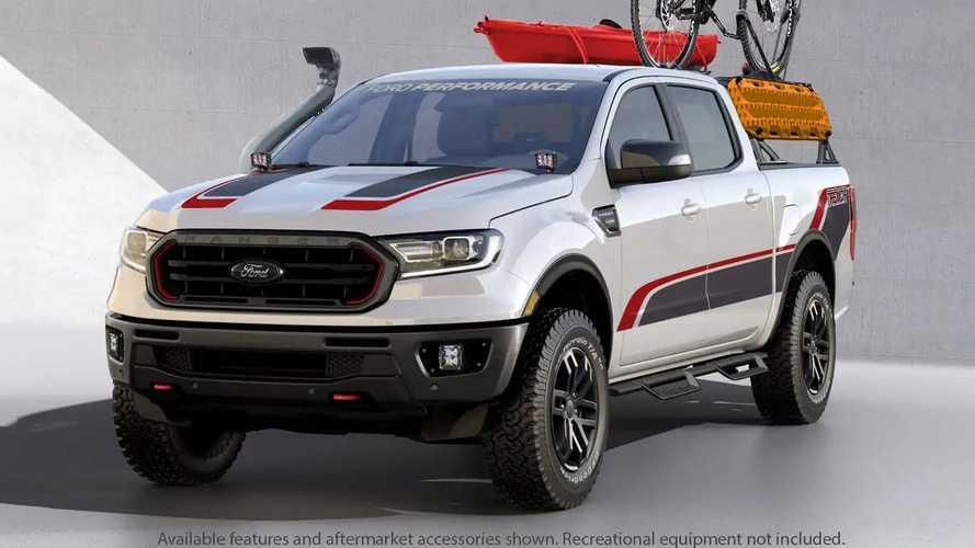 Ford Ranger XLT Tremor SuperCrew Concept
