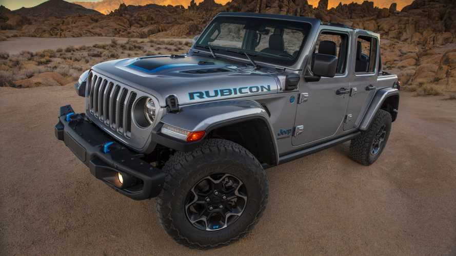 Jeep Wrangler 4xe (2021): Die First Edition kostet 76.000 Euro