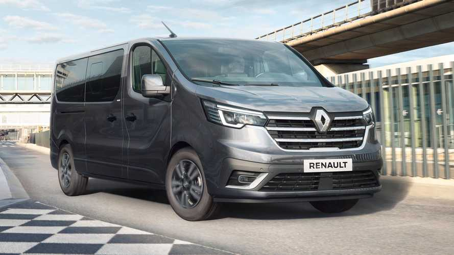 UK new van market up two percent while car market flounders