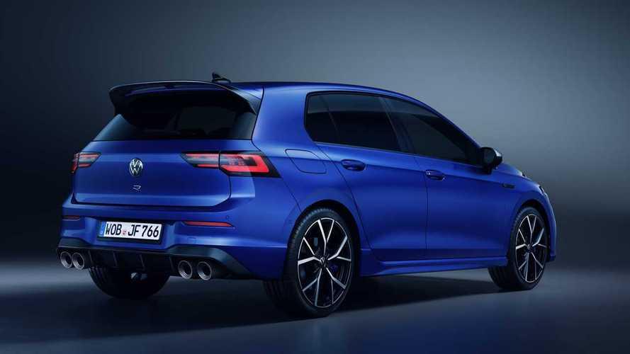 Le marché européen privé de boîte manuelle pour la Volkswagen Golf R