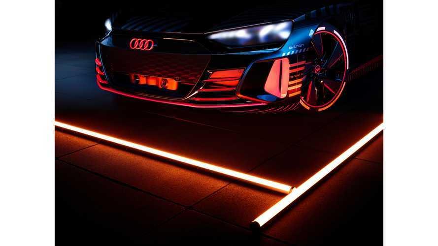 L'Audi RS e-tron GT aurait trois moteurs électriques