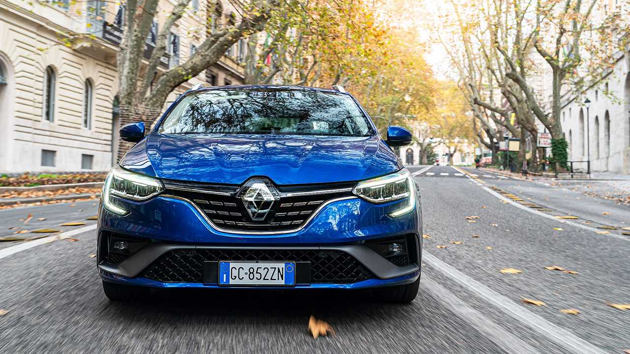 Renault Megane Estate E-Tech