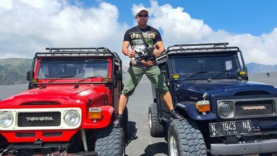 Mobil Idaman Pelatih Bulu Tangkis Ganda Campuran Richard Mainaky