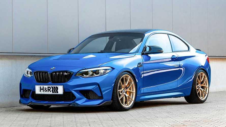 H&R-Gewindefedern für den BMW M2 CS