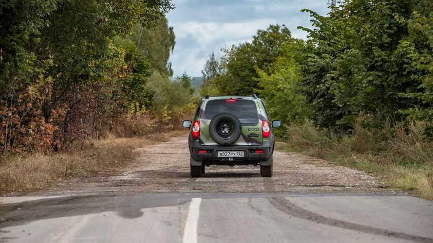Lada Niva Off-road (2020)