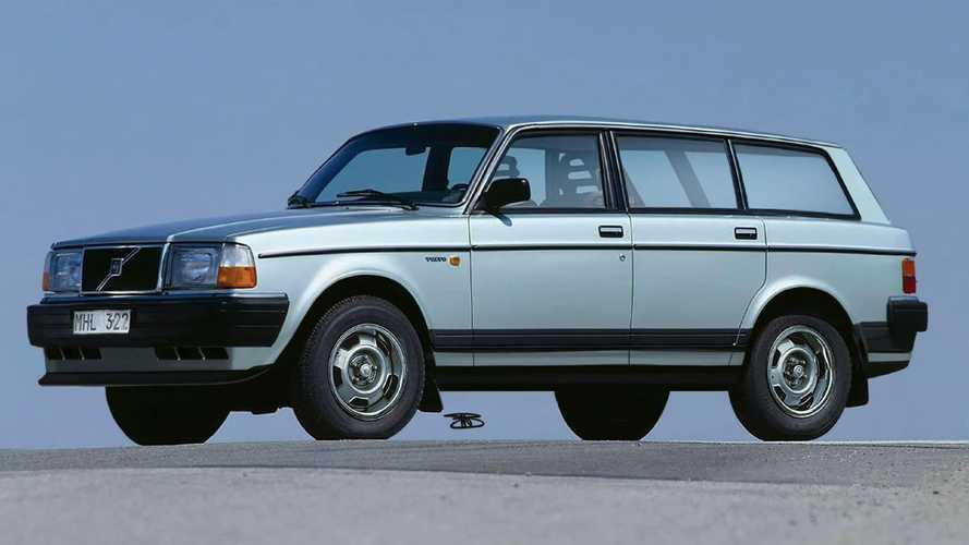This Unofficial Volvo 240 SUV Rendering Somehow Looks Amazing