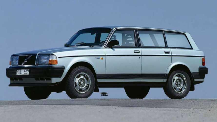 А что, если бы ребята из Volvo выпустили внедорожник в 1980-х?