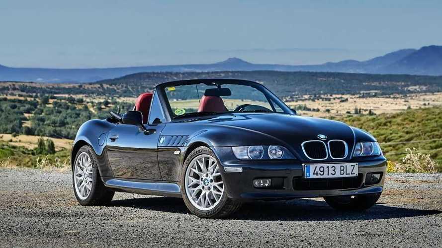 BMW Z3 - 25 anos